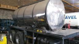 Tanque de Leite INOX 304 Capacidade 8.000 L Friodinal