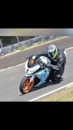 Ninja 300 track day - 2013