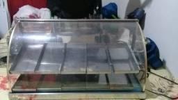 Estufa de salgado de dez bandeja