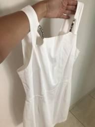 Vestido Branco tam M