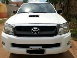 Toyota Hilux SR 3.0 Diesel 4x4, troco em carro - 2009