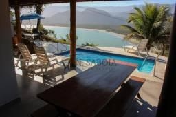 Casa à venda com 4 dormitórios em Praia da almada, Ubatuba cod:CA00211