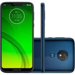 Vendemos Motorola Moto G7 Power modelo XT1955 e aceitamos seu celular usado na troca!!!