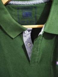 Camisa England Verde Tm g