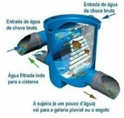 Filtro VF1 para Água De Chuva