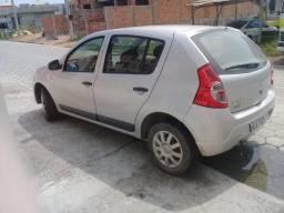Vendo Sandero 2011 único dono. 17.000 - 2011