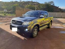 Toyota Hilux 3.0 Srv Cab. Dupla 4x4 Aut. 4p - 2010