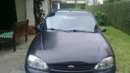 Vendo Fiesta 2001 GL motor 1.0 2P à gasolina, recibo em meu nome - 2001