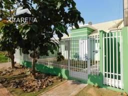 Aluga-se Casa - Rua Romeu Alfredo Markus, 1801, Jd. Tocantins, Toledo - PR