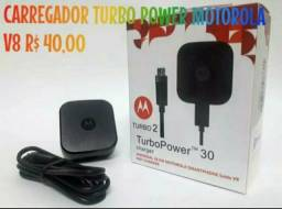Carregador Turbo Power Original ( 40,00 )