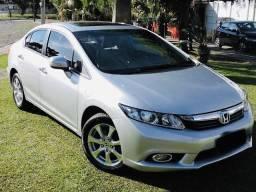 Honda Civic EXS NOVO!!!! - 2012