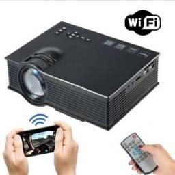 Mini projetor 800 x 600