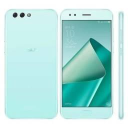 "Smartphone Asus Zenfone 4 ZE554KL, 64GB, 5.5"", Dual Chip, 4G, Android Verde Agua"