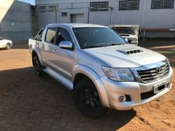 Hilux SRV Automatica 2012 - Diesel - 2012