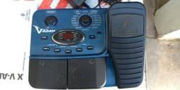 Pedaleira Behringer X V-amp Lx1-x Com Caixa, Manual E Fonte
