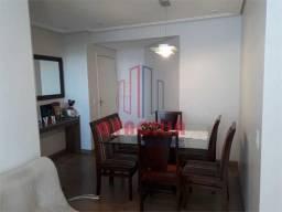 Apartamento à venda com 3 dormitórios em Vila euclides, Sao bernardo do campo cod:24523
