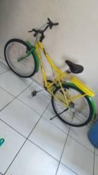 """Vendo bicicleta """"nova"""" 370,00"""