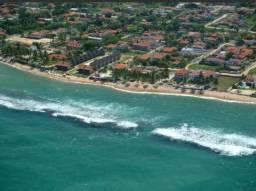 Terreno pós beira-mar na Enseada dos Corais com 540 m²