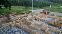 Obras estruturais residenciais