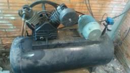 Compressor 20 pés motor 5cv