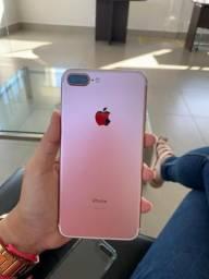 IPhone 7 Plus rose gold 128g