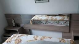 Cabeceira para cama box com tamanho ajustavel