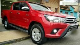 Toyota Hilux 2.8 4x4 CD SRX 16/16 - 2016