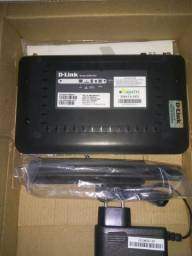 Roteador Vivo 4G Plus D-Link - DWR 952