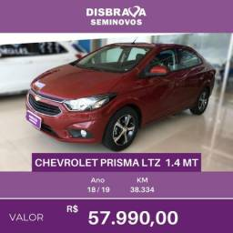 Chevrolet Prisma LTZ 1.4 Mt - 2019