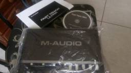 Placa de audio M-AUDIO FAST TRACK ULTRA