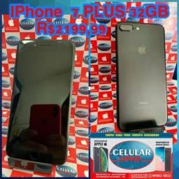 Iphone 7 Plus 32GB Usado Com Garantia De Loja