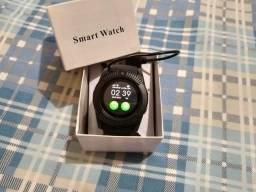 Smartwatch V8 TOP (R$120)