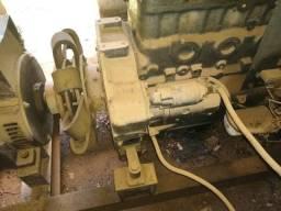 Vendo gerador motor 229 diesel MWM 4 cc