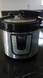 Panela pressão digital 6 litros eletrica
