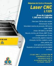 Máquina Laser corte e gravação