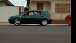 Golf troco por outro carro ou moto - 2000
