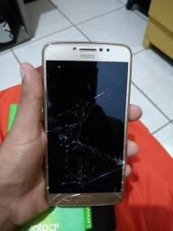 Motorola Moto E 4 PLUS ( COM DEFEITO )