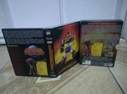 Box Changeman edição especial 5 dvds