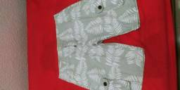 Short jeans floral