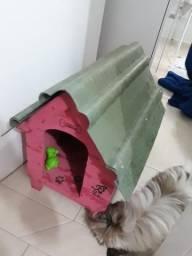 Vendo casinha de cachorro