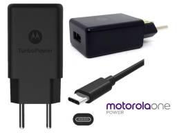 Compro Carregador + Cabo USB Tipo C Original Motorola ou Samsung