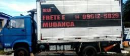 FRETES & MUDANÇAS c baú 3/4 p Marília Bauru e região