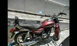 Vendo ou troco kasinski mirage 160cc elétrica - 2012