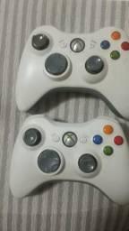 2 controles xbox 360