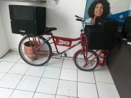 Bicicleta com som