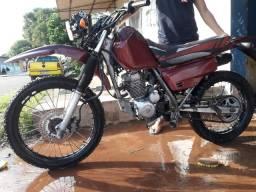 Vendo moto top nx 200 moto em dias 2018 pago e em mãos - 1992