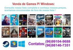 Instalação de Jogos em Geral Ps1, Ps2, Psp, Wii, PC e Android