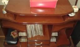 Rack de TV - Dourado Ms