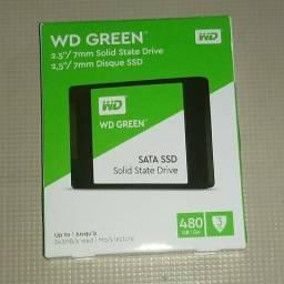 Hd ssd wd green 480gb
