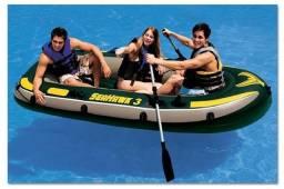 Bote inflável Seahawk 3 Intex